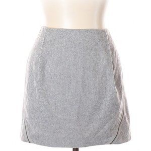[a38-21] Nordstrom | gray Trouve Skirt